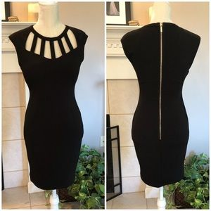 Kardashian collection black dress